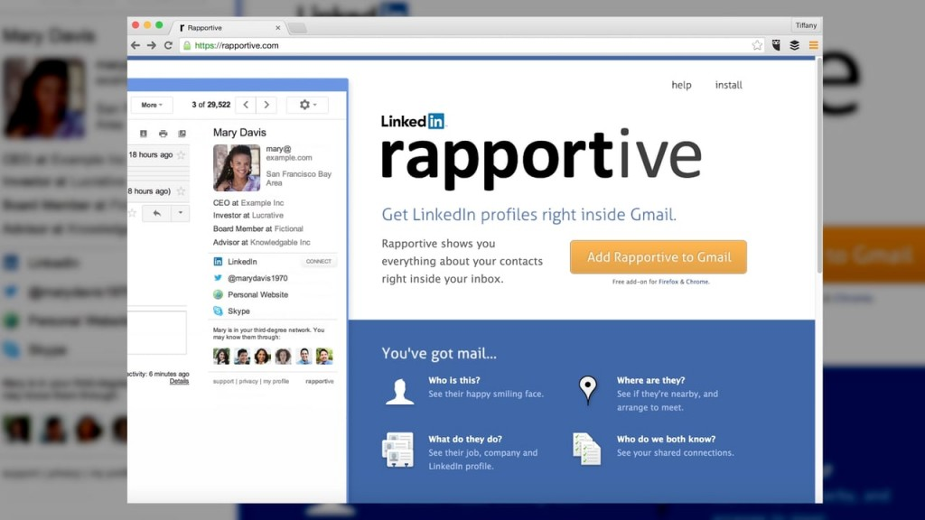 Building Rapport With Your Inbox