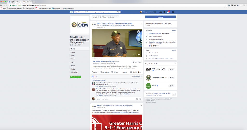 Houston OEM Facebook
